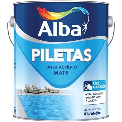 Alba piletas