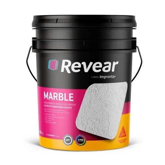 Marble revear