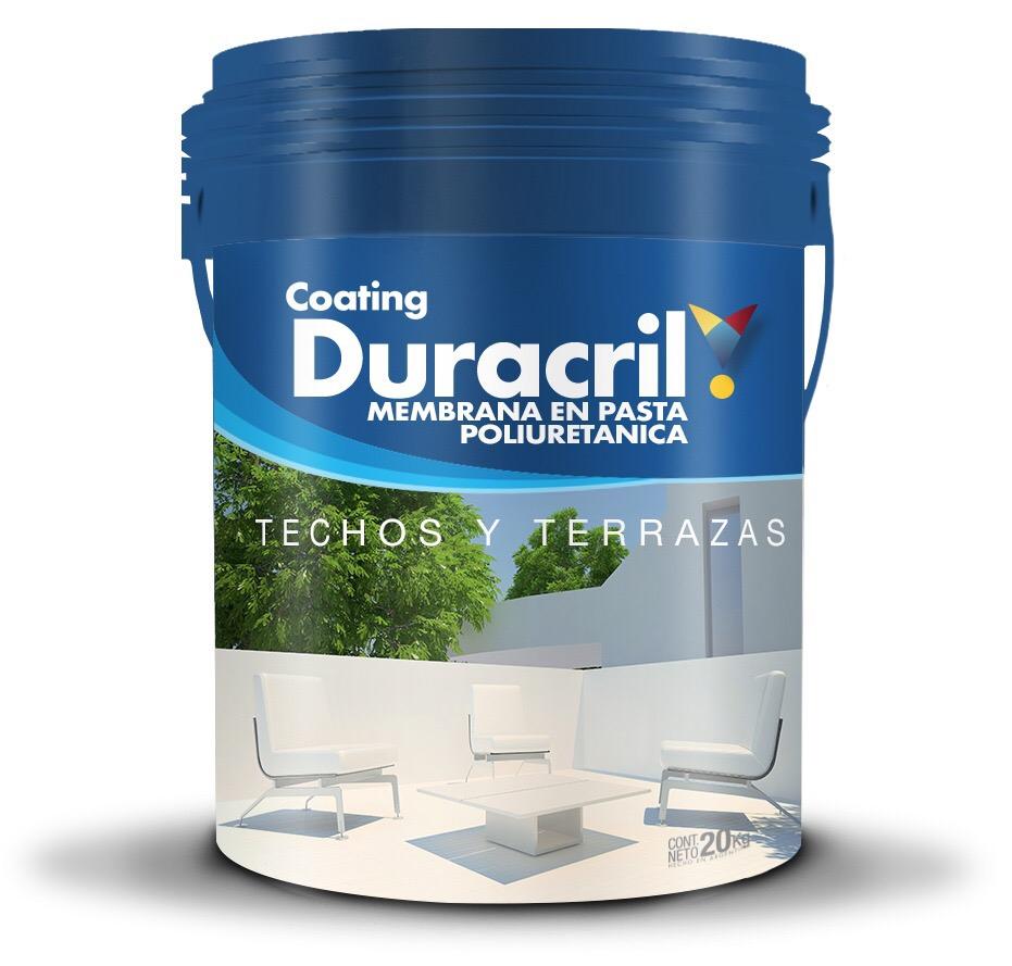 Duracril membrana