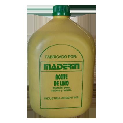 Maderin Aceite de lino