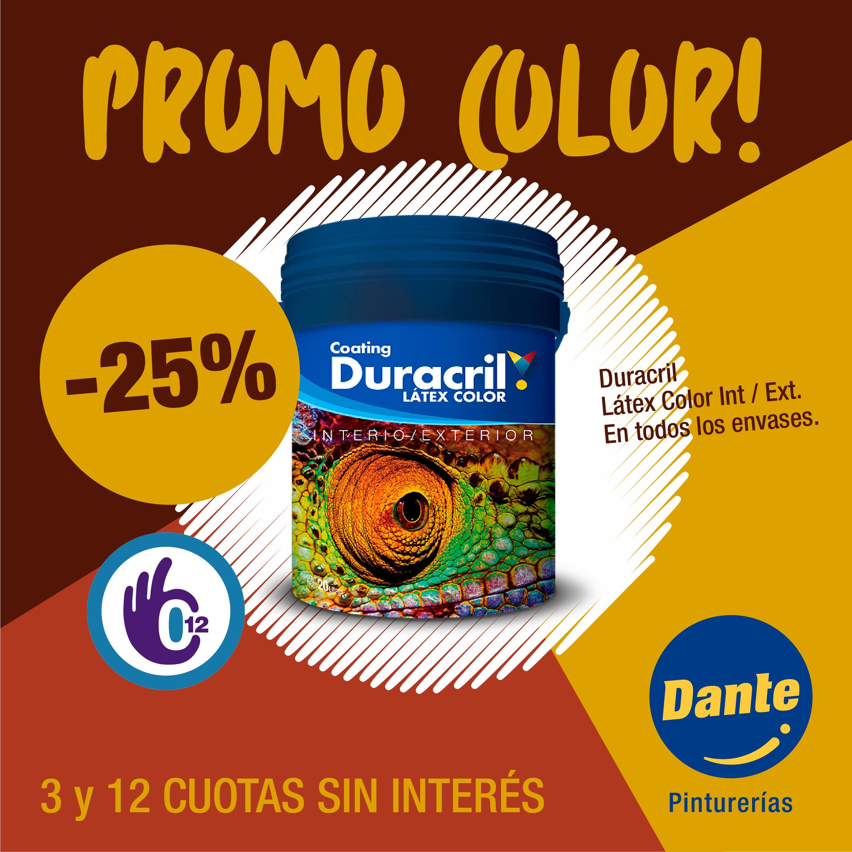 Promo Duracril