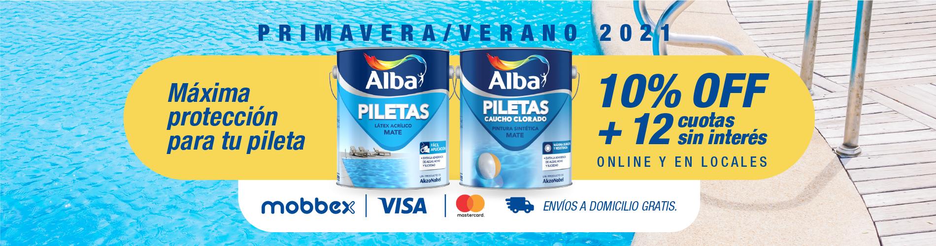 Banner promo Piletas